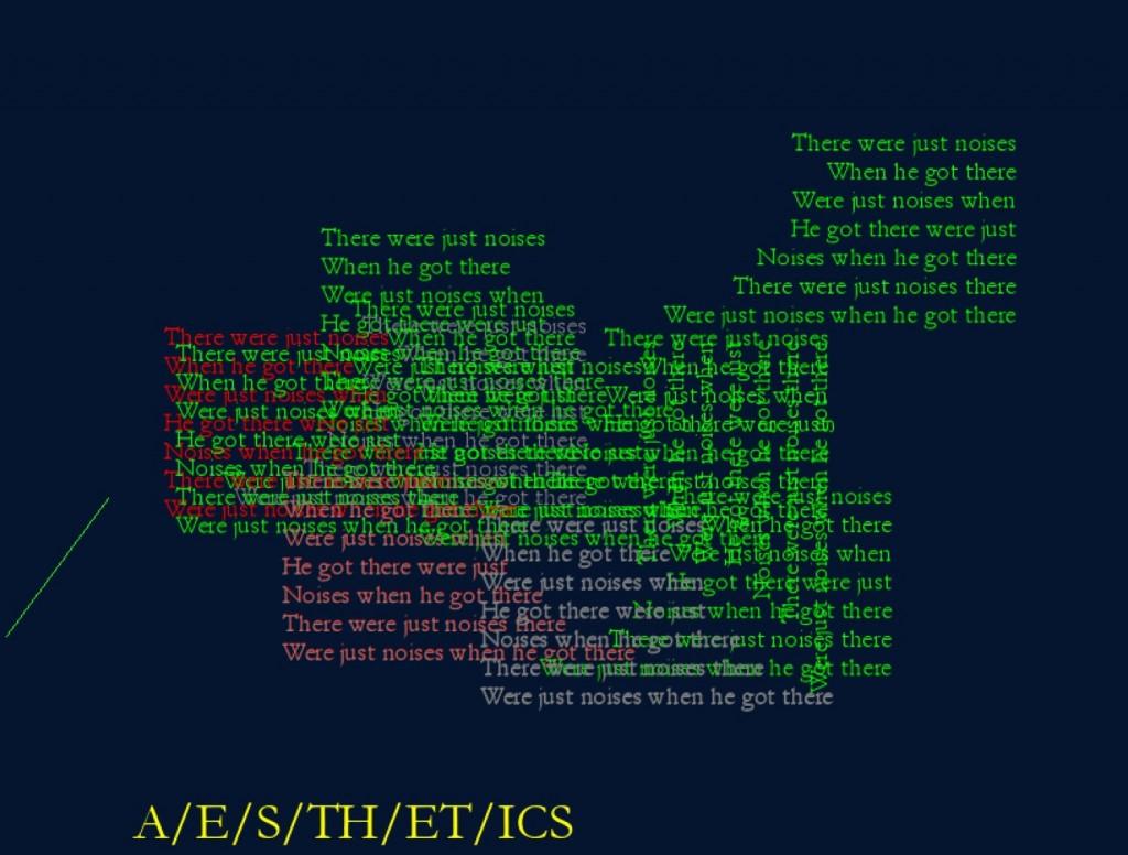 AESTHETICS-NOISES